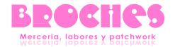 Tienda online Mercería Broches | Mercería, labores y patchwork